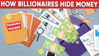 How Billionaires Hide Their Money