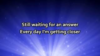 The Afters - Waiting for an Answer - Lyrics