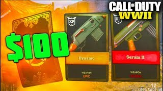 """WW2 - NEW UPDATE """"$100 Epic & Heroic Supply Drop Opening!"""""""