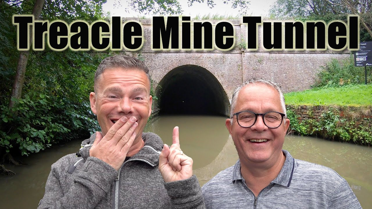 Treacle Mines and Scary Times on the Grand Union Canal.