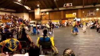 Susanville California Powwow 2011 Hand drum Contestant 2