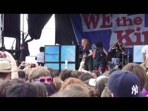 We The Kings  Secret Valentine  2010 Warped Tour