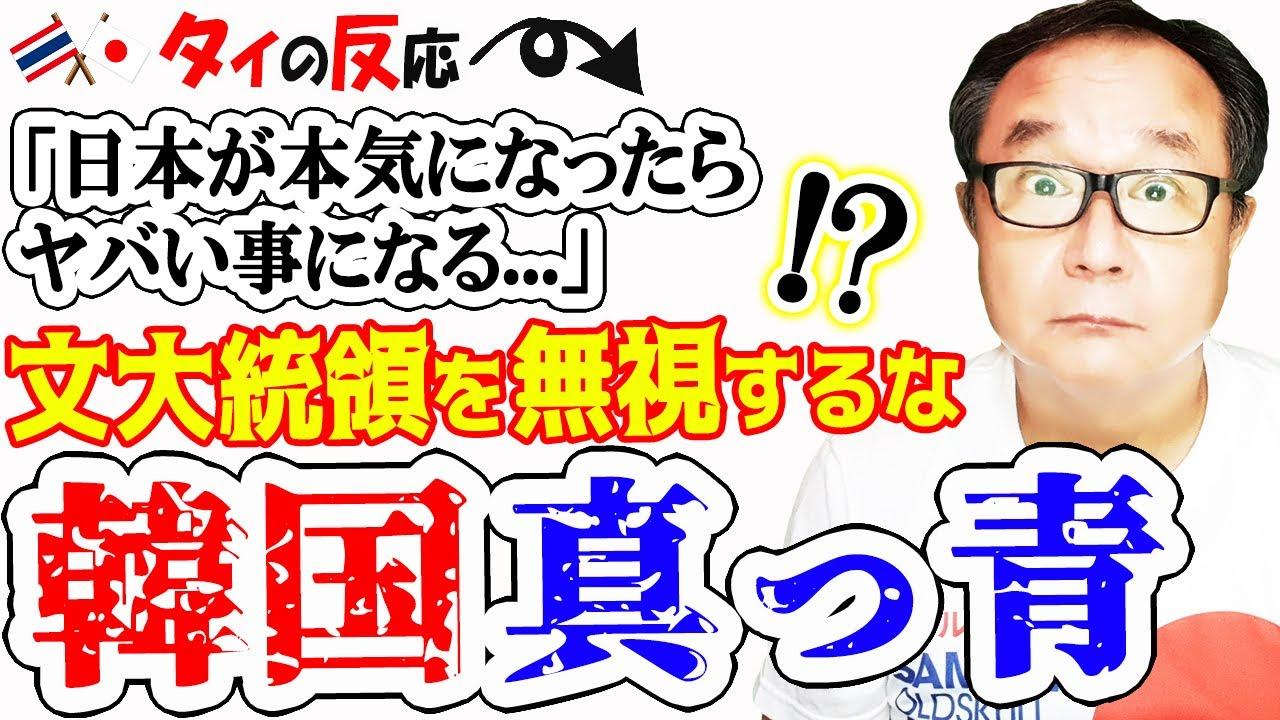 韓国が日本の本当の怖さを知って「感情的になるな!軽蔑するな!」...タイ人「日本がいよいよ動き出したらヤバい事になる」