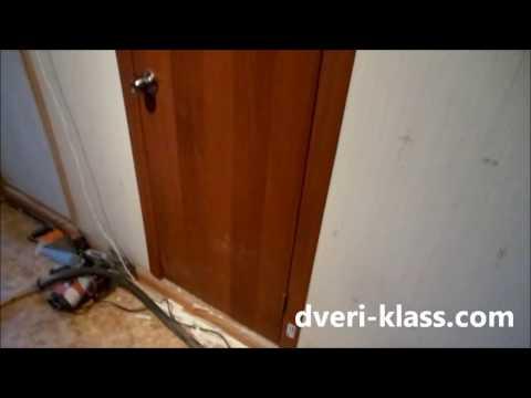 Дверь эконом класса Модель - ДПГ Цвет - Итальянский орех Производитель - Одинцово
