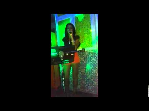 AnnaLee   PR Karaoke ChuvaMariza 17 Julho 2015