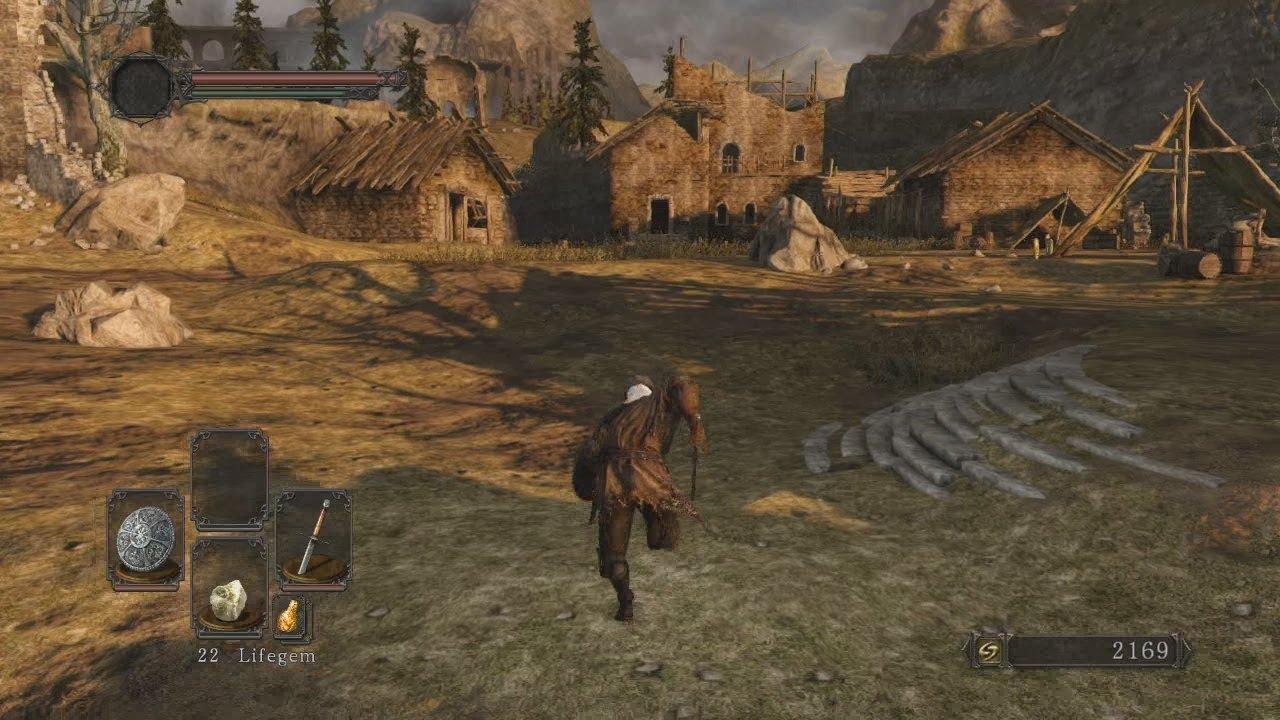 Dark Souls 2 2014 All Cutscenes Walkthrough Gameplay: Dark Souls 2 DS2 Gameplay Walkthrough Part 5