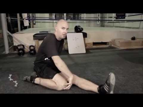 Stretching exercise for knee flexibility and mobility