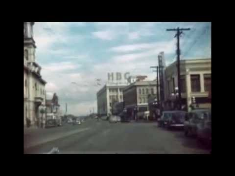 Victoria BC in about 1947