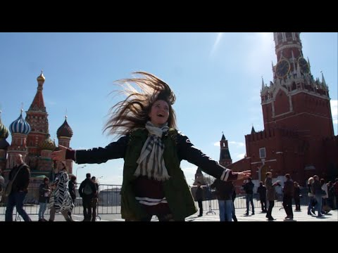 I love Moscow (a.k.a. Happy - we are from Moscow)