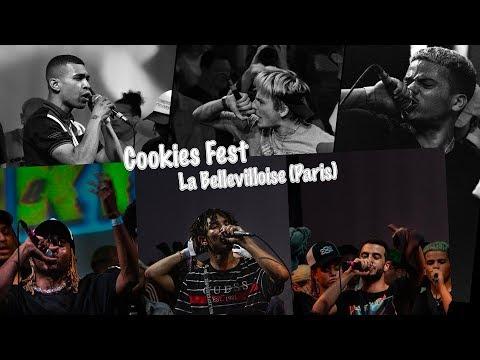 Youtube: CookiesFest /w Majdon, Dil, JMK$, 8ruki, Azur, Zeu – La bellevilloise (Paris) – 05/07/19