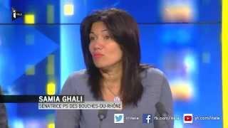 Samia Ghali avoue avoir été