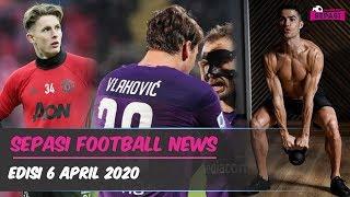 Dean Henderson Bakal Kembali Ke MU 🤝Ronaldo Akan Semakin Kuat 😎 Tiga Pemain Fiorentina Sembuh 👏