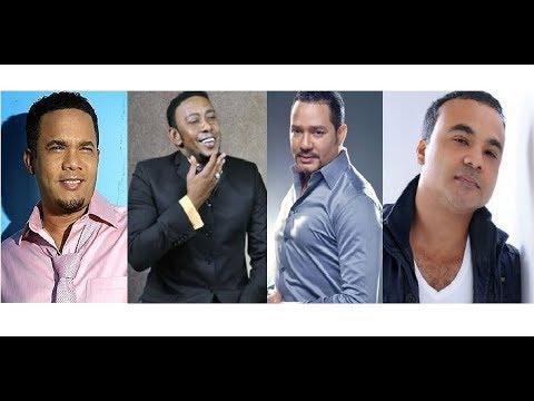 Hector Acosta El Torito, Anthony Santos, Frank Reyes y Zacarias Ferreira BACHATAS MIX