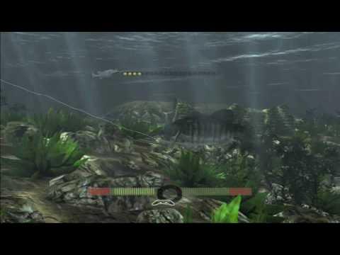 Rapala's Fishing Frenzy Trailer Wii