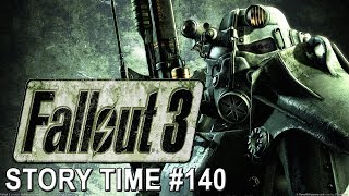 STORY TIME #140 | FALLOUT 3 | GRIZZLY DINER