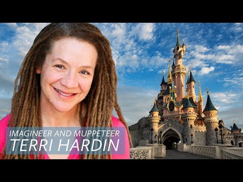 Disney Podcast - IMAGINEER & MUPPETEER TERRI HARDIN - Dizney Coast to Coast - Ep. 441