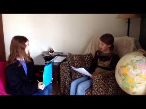 Sitting Bull Interview (part 1)