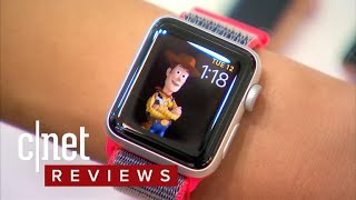 Up close with Apple Watch Series 3