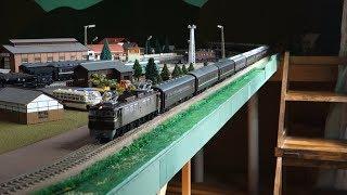 【16番(HO)】EF61牽引・夜行急行あかつき、11両