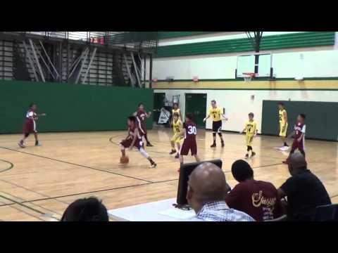6th Grade Team Artis VS Scottsdale Wolves Championship Game 4 24 16