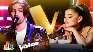 """Chavon Rodgers Sings Olivia Rodrigo's Hit """"Driver's License"""" 