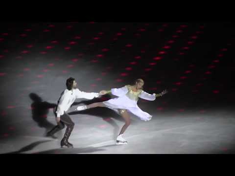 Ледовое шоу Татьяны Навки Руслан и Людмила в Мега-спорте на Ходынке