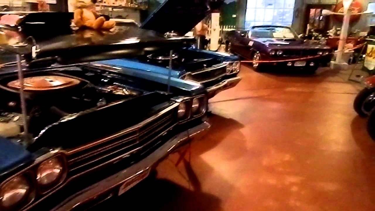 doc's harley davidson & automotive car museum bonduel wisconsin