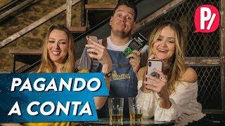 PAGANDO A CONTA | PARAFERNALHA