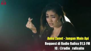 JANGAN MAIN API VOCAL ANNA ZANET