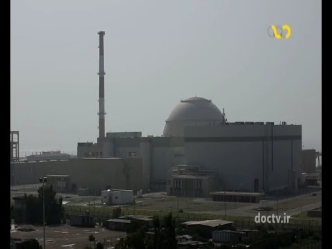 Iran Bushehr 1000 MegaWatt nuclear power plant نيروگاه هسته اي بوشهر ايران