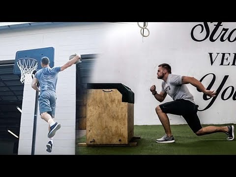 Jump Higher Off One Foot | Overtime Athletes