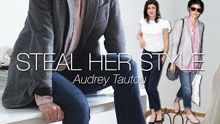 Steal her style: Audrey Tautou!
