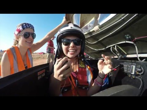 Stanford Solar Car Project   WSC 2015