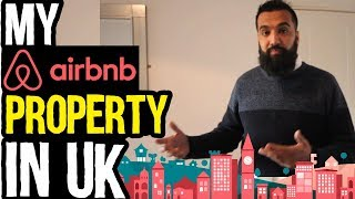 Gambar cover Meri UK Wali AIRBNB Property ka Tour | AIRBNB Guide and Tips