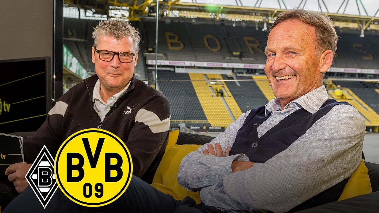 """We can only win!"" | Hans-Joachim Watzke joins Matchday Magazine | Borussia M'gladbach - BVB"