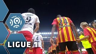 RC Lens - Paris Saint-Germain (1-3)  - Résumé - (RCL - PSG) / 2014-15