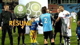 Tours FC - Clermont Foot (0-0)  - Résumé - (TOURS - CF63) / 2017-18