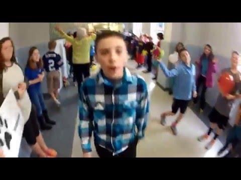 North Lincoln Middle School Lip Dub 2016