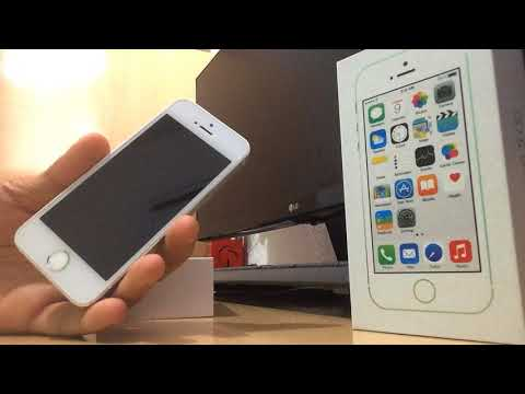 Vale ter um Iphone 5s em 2018? Review + Unboxing