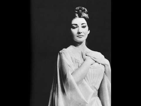Maria Callas - Bizet - Pearlfishers - Me Voila Seule