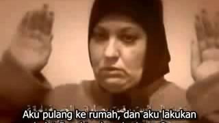 Wanita Islam Bertemu Tuhan Yesus, Baru Disa Sadar Kebohongan Islam