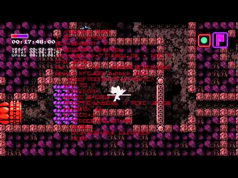 axiom verge speedrun ending a relationship