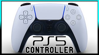 PS5 CONTROLLER DUALSENSE REVEALED!