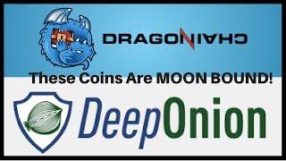 Top 2 Cryptos on Kucoin. Dragonchain and Deep Onion thumbnail