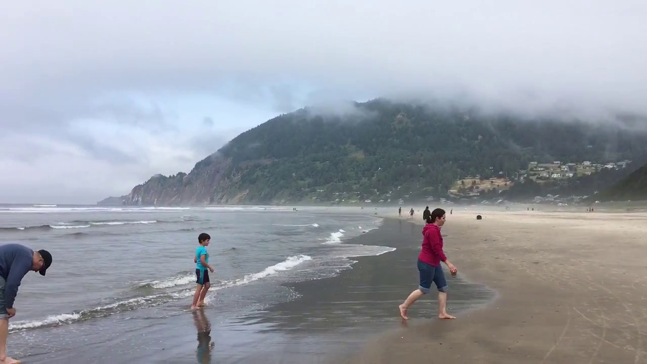 Manzanita Beach Oregon