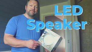 bluetooth downlight speaker review lithonia lighting