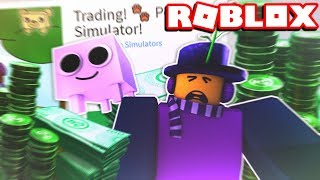 WASTING MY LIFE SAVINGS IN PET SIMULATOR (roblox)