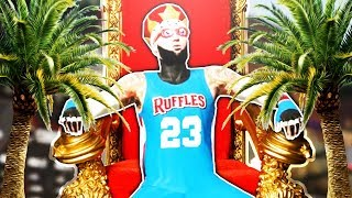 BEST & FASTEST METHOD TO COMPLETE COURT CONQUER 🍍 NBA 2K19