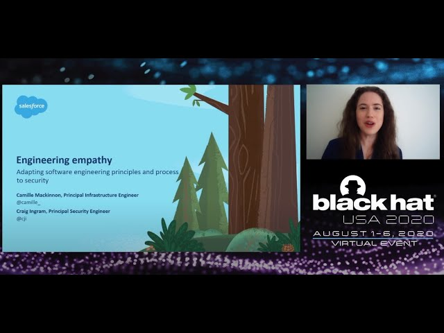 Engineering Empathy: Adapting Software Engineering Principles and Process to Security