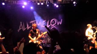 All Time Low - Dear Maria, Count Me In Live